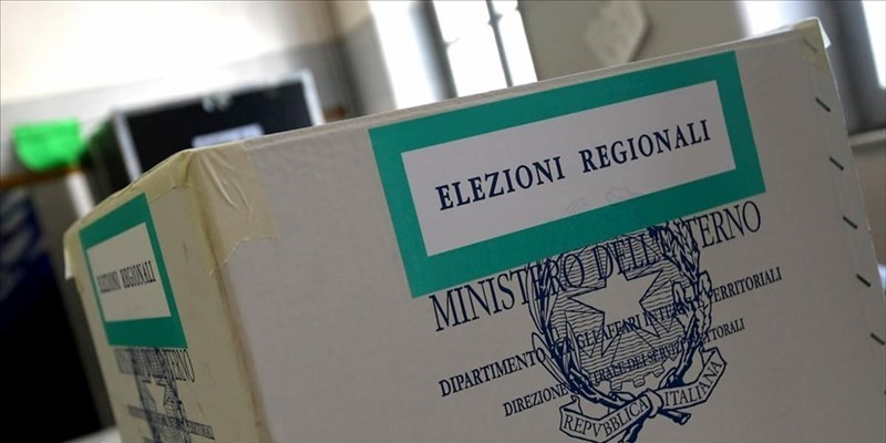 Elezioni regionali: affluenza finale sopra il 62%