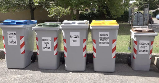 Lamporecchio svetta nella raccolta differenziata di rifiuti