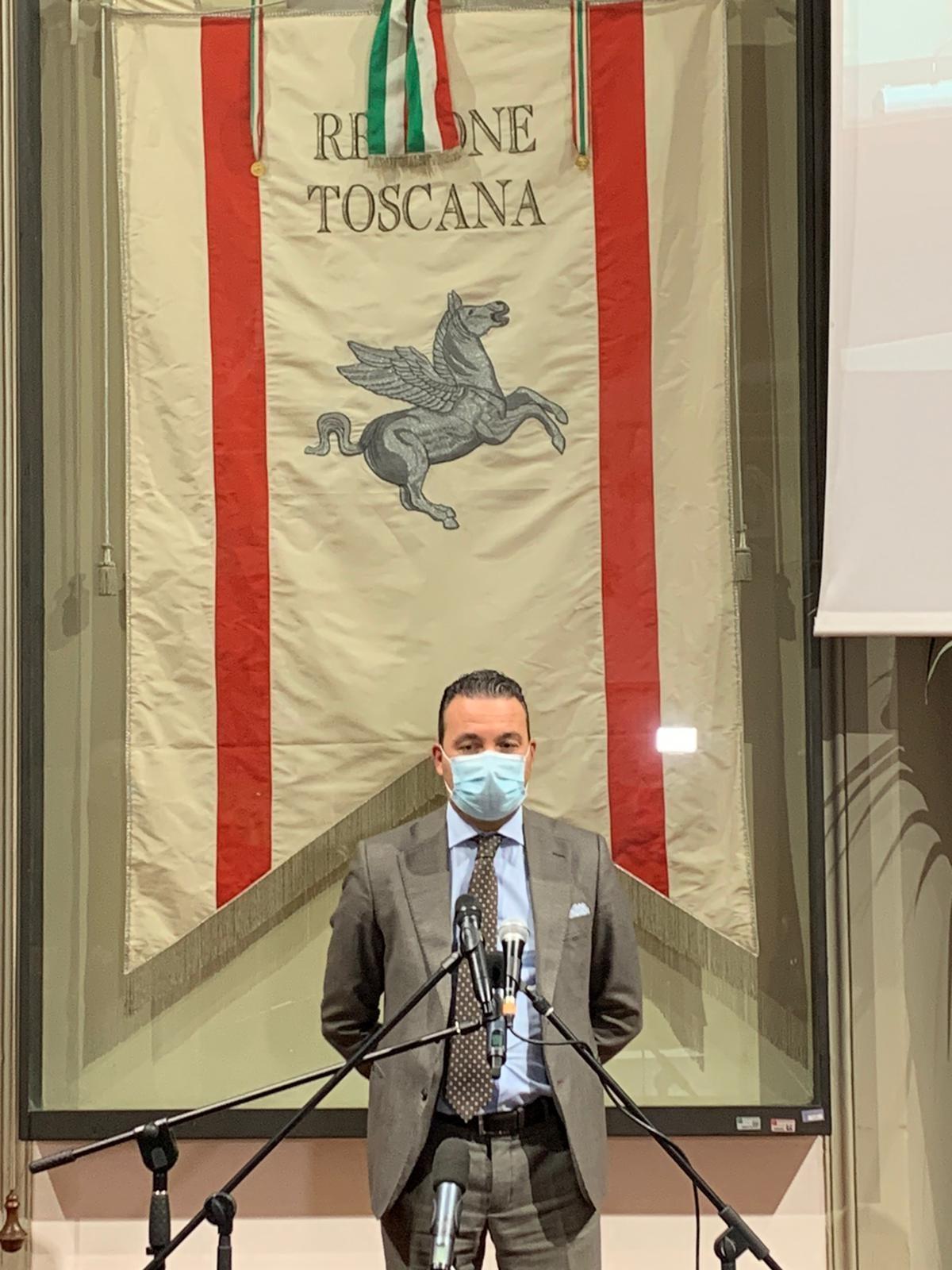 Nuovo incarico per il consigliere regionale Alessandro Capecchi (FdI)