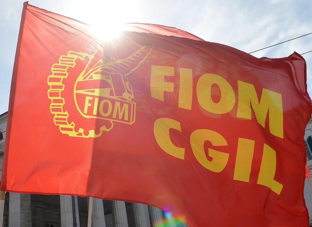 Delegata Fiom licenziata, protesta del sindacato