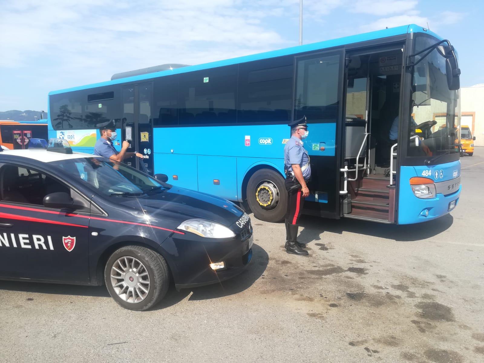 Cronaca, Carabinieri: un arresto per resistenza a pubblico ufficiale