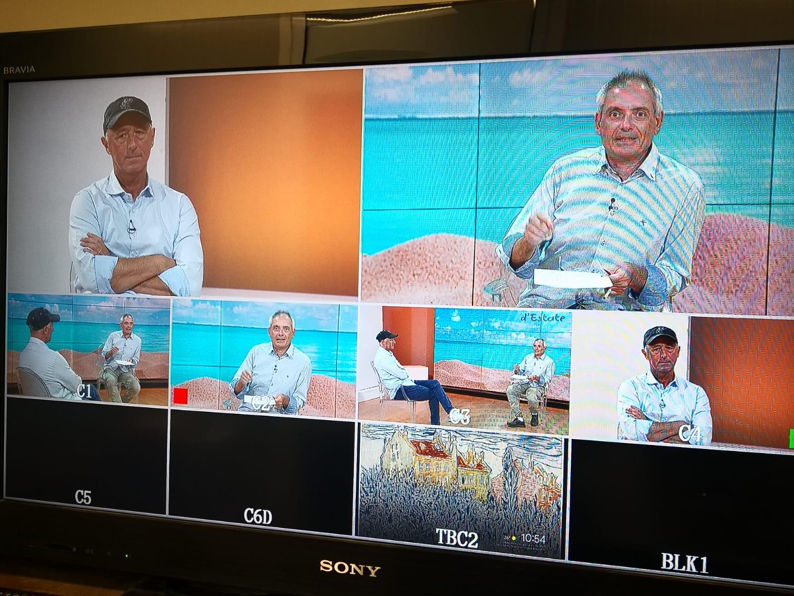 """Basket: Claudio Crippa a """"Sport d'Estate"""", giovedì sera alle 21.15 e venerdì alle 13 su Tvl"""