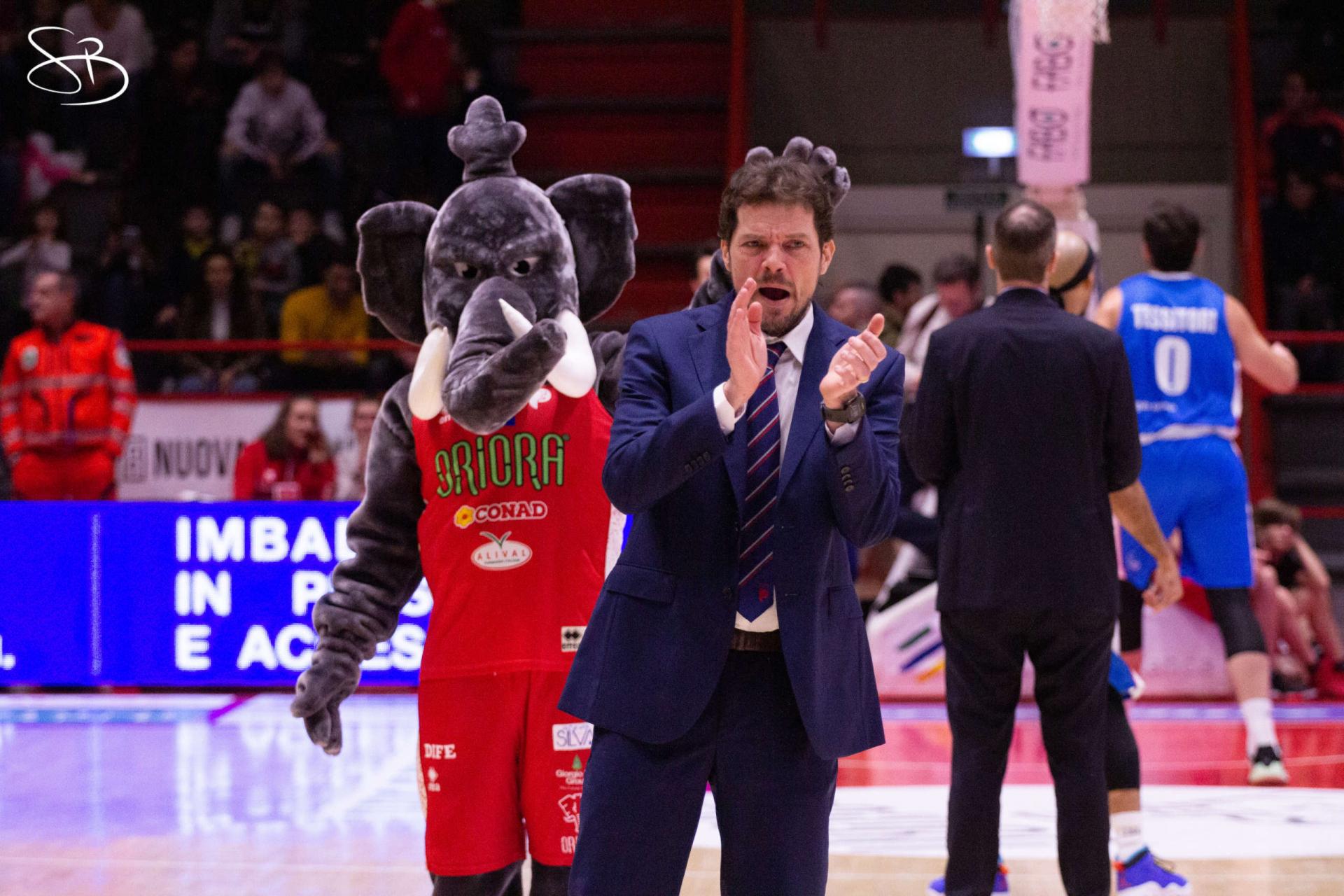 Basket, Pistoia: confermato anche l'assistan coach Fabio Bongi