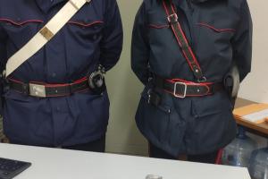 Cronaca, Montecatini: arresti per droga