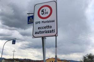 Troppi tir da via Sestini a Montale, la Provincia di Pistoia replica ai comitati