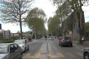 Pistoia: 200mila euro per le mura di viale Matteotti