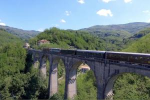 Per lavori chiude la Ferrovia Porrettana